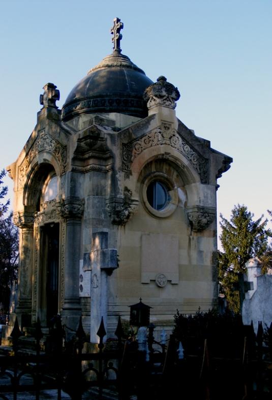 capela cimitir manastire cernica2