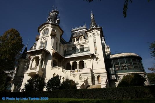 P2 Palatul Cretulescu din Bucuresti (C) Photo by Liviu Terinte 2009