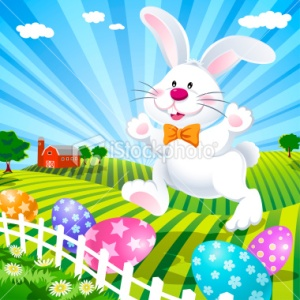 stock-illustration-19356999-easter-bunny-on-the-farm