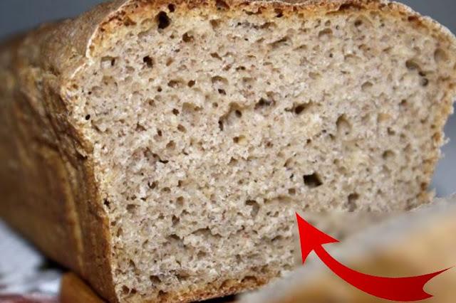 consuma o paine facuta in casa fara sa te ingrasi