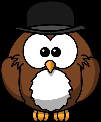 owl-bowler
